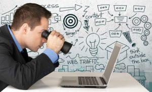 Internet kluczem poszukiwań pracy